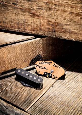 Lollar Special T Telecaster Pickups