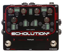 Pigtronix Deluxe Echolution 2