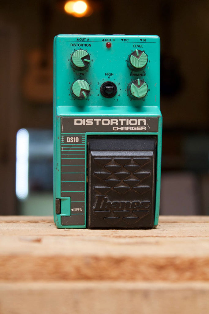Vintage IBANEZ DS10 Distortion Charger
