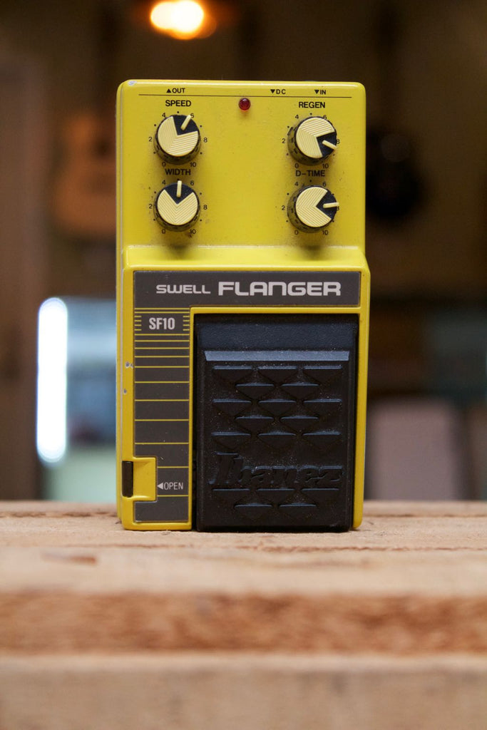 Vintage IBANEZ SF10 Swell Flanger