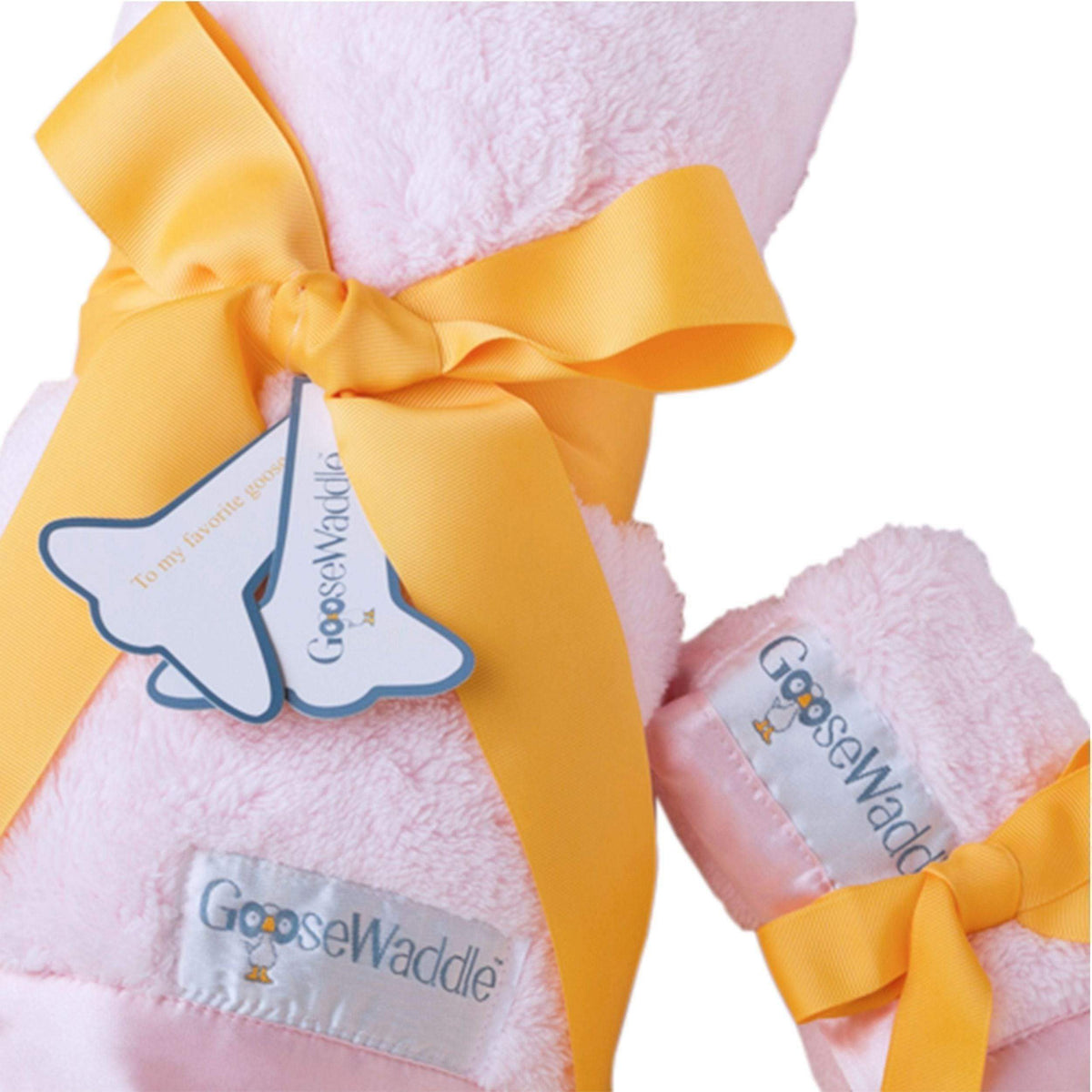 Baby Blanket Gift Set - Goosewaddle