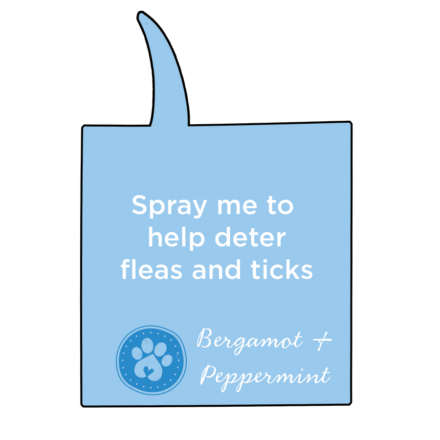 Daily Freshener Scent Spray for Smelly Skin & Coats