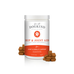 Hip & Joint Aid Soft Chew Supplements