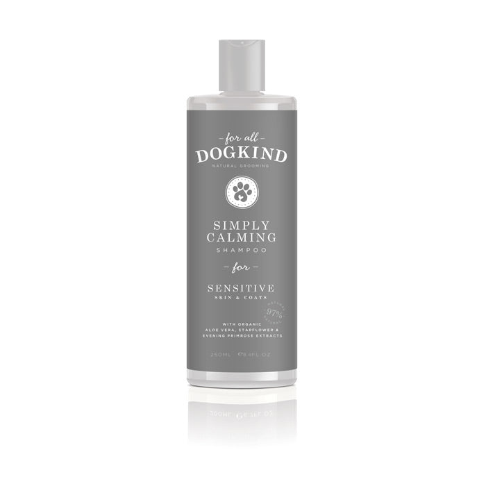 SIMPLY CALMING SHAMPOO FOR SENSITIVE SKIN & COATS 250ml & 5ltr - TRADE