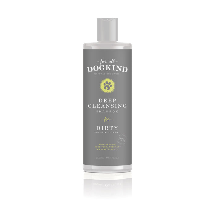 Deep Cleansing Shampoo for Dirty Skin & Coats