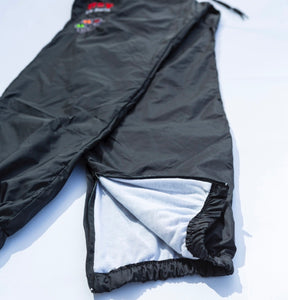 Black Âthletic Track Pant