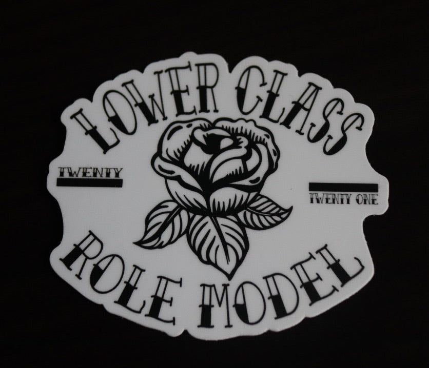 Rose - Die Cut Vinyl