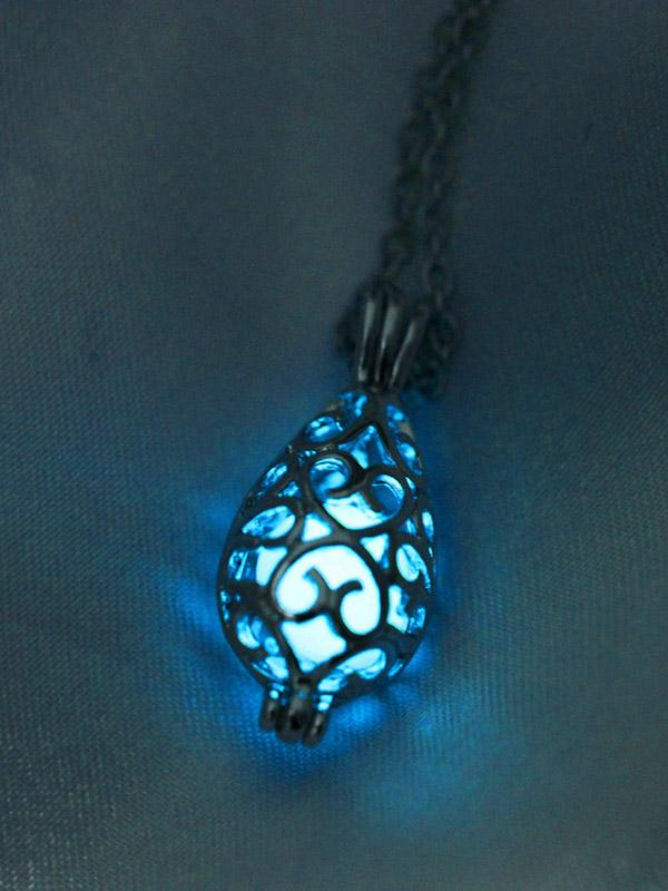 Hollow Luminous Pendant Accessories