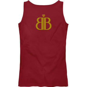 BOUJIE BRIDE Name on Back Tank Top