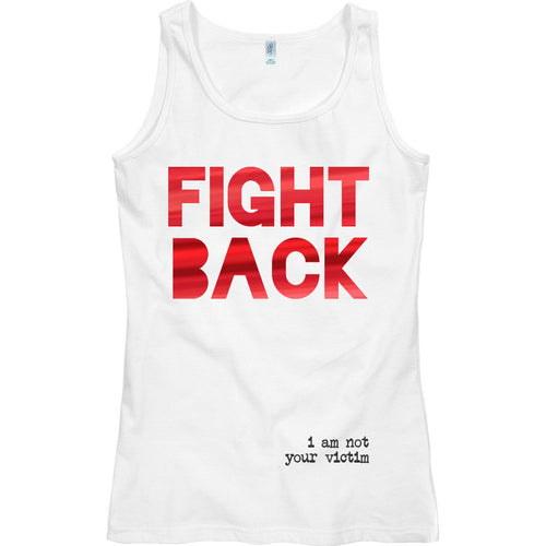 FIGHT BACK Tank Top