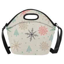 Load image into Gallery viewer, Christmas Neoprene Lunch Bags