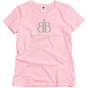 BOUJIE MAID OF HONOR Basic T-Shirt
