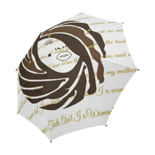 Load image into Gallery viewer, All Woman All Time Sojourner Truth Semi-Automatic Foldable Umbrella (Model U05)