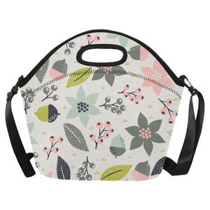 Christmas Neoprene Lunch Bags