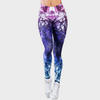 Sports & Fitness Leggings For Women Purple / XL - Women Bottoms | MegaMallExpress.com