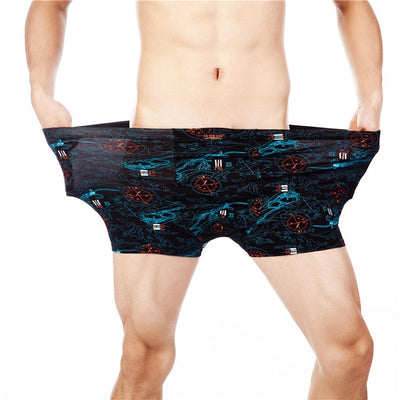 Stretch Underwear for Men Black 1351heise / 6XL - Men Underwear | MegaMallExpress.com