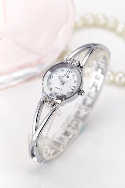 Women Exquisite Watch SILVER 2 - Women Watches | MegaMallExpress.com