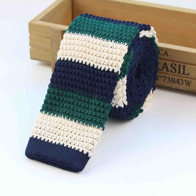 Knitted Ties for Men Multi 19 - Men Ties & Accessories | MegaMallExpress.com