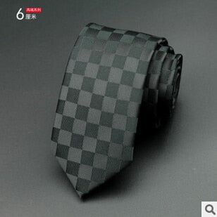 Modern Neck Ties Gray 04 - Men Ties & Accessories | MegaMallExpress.com