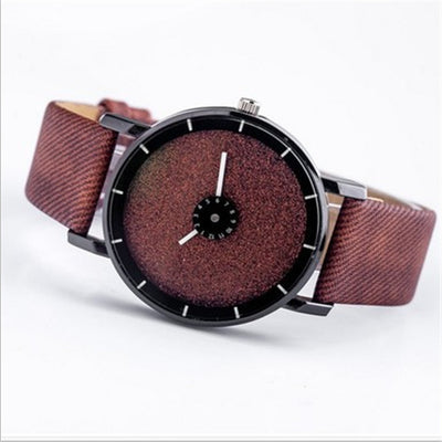Women Leather Strap Wristwatch 1 - Women Watches | MegaMallExpress.com