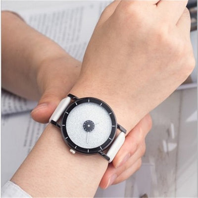 Women Leather Strap Wristwatch 2 - Women Watches | MegaMallExpress.com