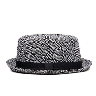 The Jazz Fedora Gray - Men Hats & Caps | MegaMallExpress.com