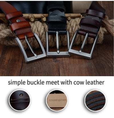 Casual Leather Belts  - Men Belts | MegaMallExpress.com