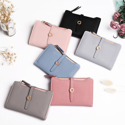 Women's Top Quality Leather Small Wallets  - Women Wallets | MegaMallExpress.com