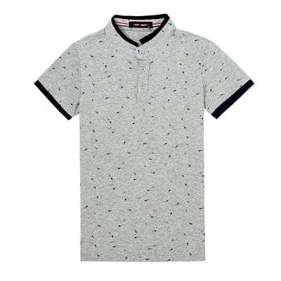 Printed Polo T-Shirt  - Men Tops & Tees | MegaMallExpress.com