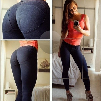 Women Sexy Leggings in a Variety of Colors Black / XXL - Women Bottoms | MegaMallExpress.com