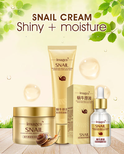 Snail Face Skin Care Set Snail Slime - Skin Care | MegaMallExpress.com