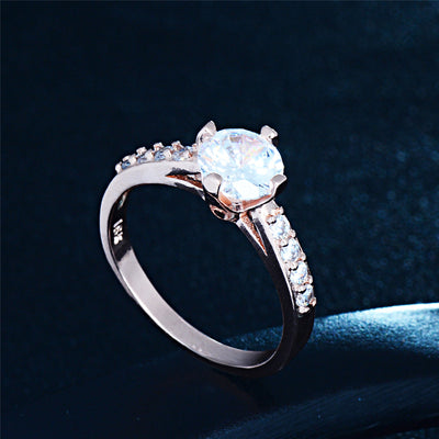 Stylish Gold Color Ring  - Formal Rings | MegaMallExpress.com