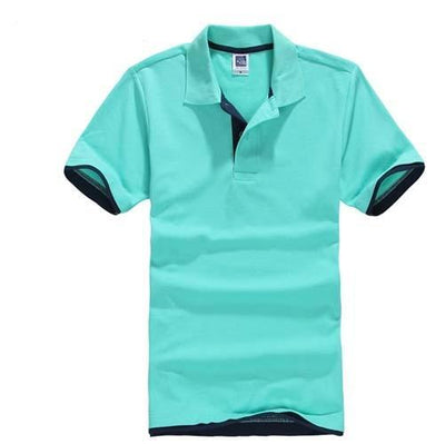 Polo T-Shirts green Navy blue / XL - Men Tops & Tees | MegaMallExpress.com