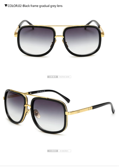 Oversized Men Sunglasses  - Men Sunglasses | MegaMallExpress.com