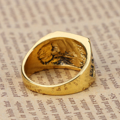 Men Classic Ring  - Formal Rings | MegaMallExpress.com