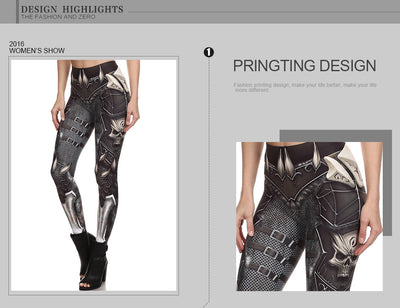 Barbarian Leggings  - Women Bottoms | MegaMallExpress.com