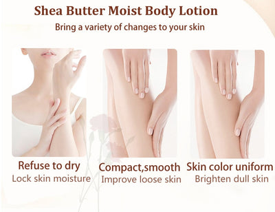 Shea Butter Body Cream  - Skin Care | MegaMallExpress.com