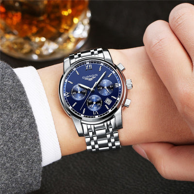 Luxury Business Wrist Watch  - Men Watches | MegaMallExpress.com