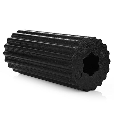 Hollow Yoga Foam Roller Foam For Physiotherapy Black - Trending Products | MegaMallExpress.com