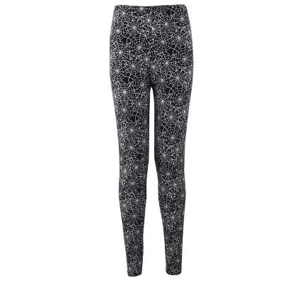 Women Printed Pattern Leggings B40 / One Size - Women Bottoms | MegaMallExpress.com