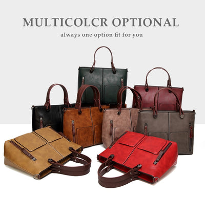 Women Multi Purpose Shoulder Bag  - Women Handbags & Purses | MegaMallExpress.com