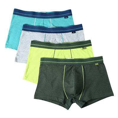 4 Pieces/Lot Men's Boxers  - Men Underwear | MegaMallExpress.com