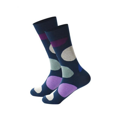 Men Happy Socks Multi 1 / One Size - Men Socks | MegaMallExpress.com