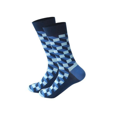 Men Happy Socks Multi 7 / One Size - Men Socks | MegaMallExpress.com