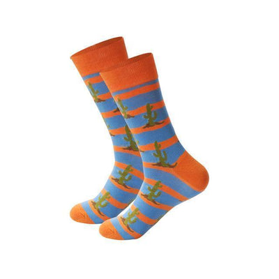 Men Happy Socks Multi 9 / One Size - Men Socks | MegaMallExpress.com