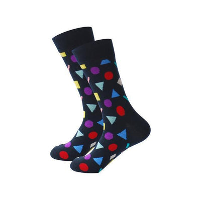 Men Happy Socks Multi 10 / One Size - Men Socks | MegaMallExpress.com