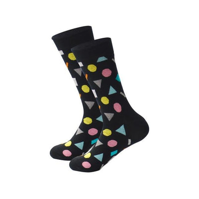 Men Happy Socks Multi 11 / One Size - Men Socks | MegaMallExpress.com