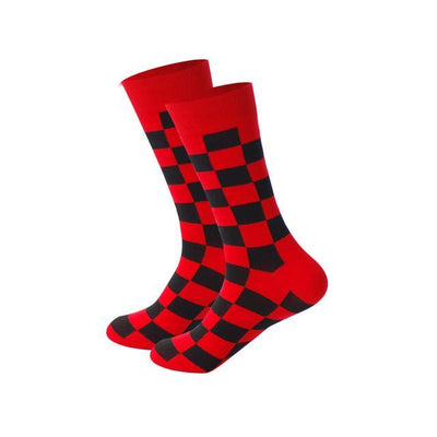 Men Happy Socks Multi 12 / One Size - Men Socks | MegaMallExpress.com