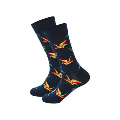 Men Happy Socks Multi 20 / One Size - Men Socks | MegaMallExpress.com