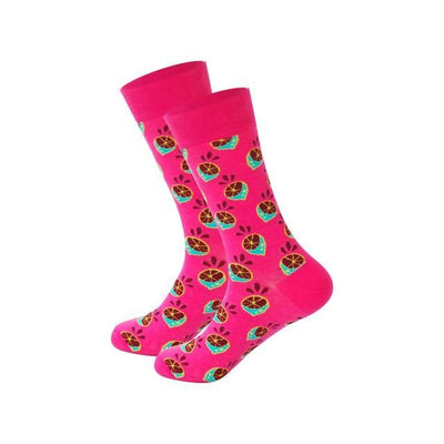 Men Happy Socks Multi 27 / One Size - Men Socks | MegaMallExpress.com